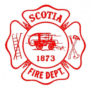 Scotia Fire Volunteer logo